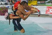 The World Wife-Carrying Championship: Sonkajarvi, Finland.
