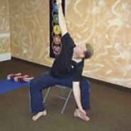 Chair Yoga Vinyasa Flow - Yoga Teacher Training Blog