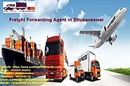 Freight Forwarding Agent in Bhubaneswar | Ace Freight Forwarder