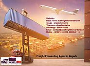 Freight Forwarding Agent in Aligarh | Ace Freight Forwarder