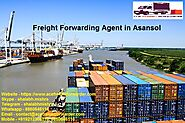 Freight Forwarding Agent in Asansol | Ace Freight Forwarder