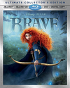 Brave 3D (Ultimate Collector's Edition) (BD 3D + Blu-ray + DVD + Digital Copy) (Bilingual)