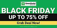 GreenGeeks Black Friday Deals 2020: Up to 75% Discount Offer