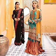 Pakistani Clothes Online UK | Latest Dresses | ShadiDress.com