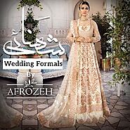 Shehnai Wedding Formals by Afrozeh | Special Discount
