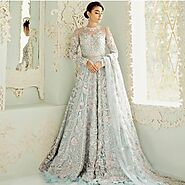 Nikkah Dresses in UK, USA, Canada, Australia | ShadiDress.com