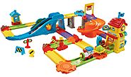 VTech Go! Go! Smart Wheels Train Station Playset (Ages 1-5)
