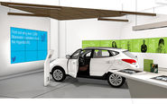 Hyundai opens the UK's first digital car showroom