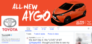 How Toyota beats 24 other car brands in Twitter engagement