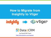 Insightly to Vtiger Migration with Ease