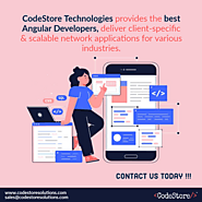 Top Angular App Developer Company In Dubai