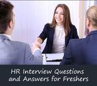 HR Interview Questions And Answers For Fresher's - Educenter