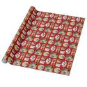 Photo Red Christmas Wrapping Paper