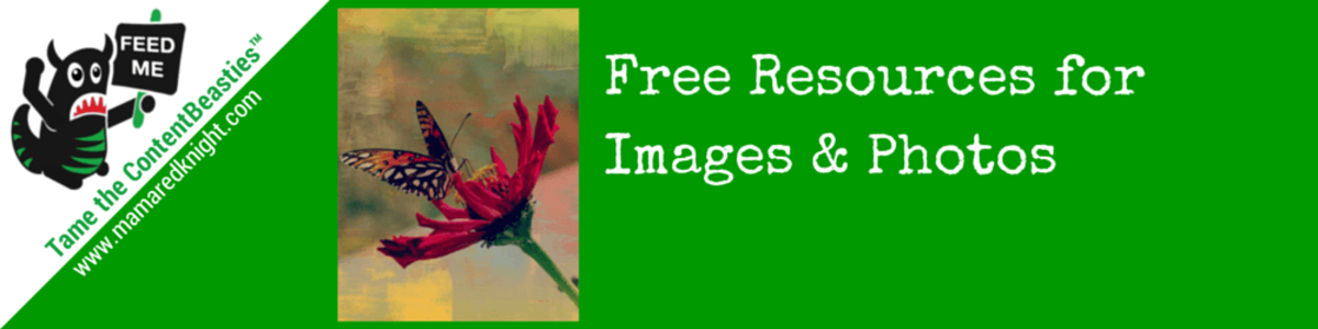 Headline for Free Images to Build Your Business
