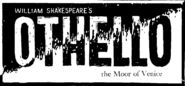 Shakespeare. Othello.