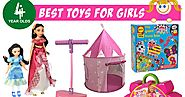 Best Christmas Gift/Present Ideas For 4 Year Old Girls - Reviews And Ratings