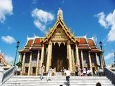 Wat Phra Kaew (Temple of Emerald Buddha)