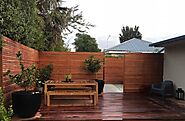 Timber Fencing Products NZ