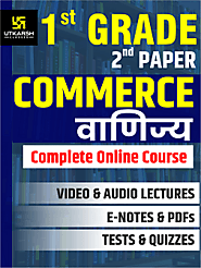 RPSC 1st Grade Teacher SET 2 – Commerce Online Course UpTo 50% OFF