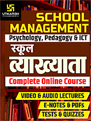 School Management Psychology Pedagogy and ICT Online Course upto 50% OFF
