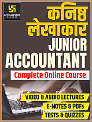 Junior Accountant Online Course upto 50% OFF