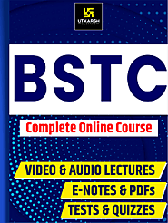 Rajasthan Basic School Teaching Courses (BSTC) online course Upto 50% OFF