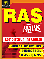 RAS Mains Online Course upto 50% OFF