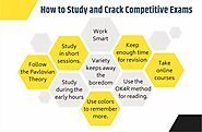 Tips For Competitive Exam – Follow these tips to crack competition examinations – Utkarsh Classes