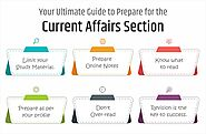 Your Ultimate Guide to Prepare for the Current Affairs Section in Competitive Exams – Utkarsh Classes