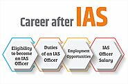 Job profile or career progress of an IAS officer – Career After IAS – Utkarsh Classes