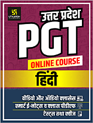 UP PGT - Hindi Online Course