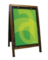 Traditional Poster A-Board - Pavement Signs & Forecourt Signs - Hertfordshire, London UK