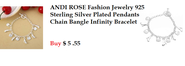 Best Vintage Sterling Silver Charm Bracelets with Antique Charms 2014/15