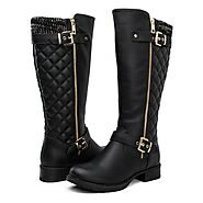 GLOBALWIN Women's Fashion Boots- Buy Online in United Arab Emirates at Desertcart