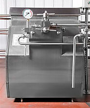 Variety of Milk Processing Equipments
