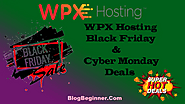 WXP Hosting Black Friday Deals 2020: Discount Offers Cyber Monday