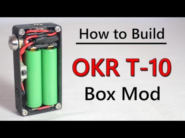Box Mod Builds | A Listly List Hammond E Cig Box Mod Wiring Diagram on