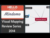 Mindomo Review Visual Mapping Review Series 2014