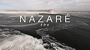NAZARÉ x FPV DRONE CINEMATIC