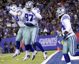 Dallas Cowboys vs New York Giants - 8:25pm EST Sunday November 23rd