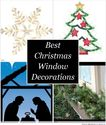 Best Christmas Window Decorations Ideas