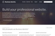 Business Identity WordPress Theme