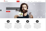 Rambo WordPress Theme for Corporates