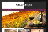 Fortuna WordPress Theme for Hotels