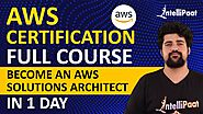 AWS Certification | AWS Training | Intellipaat