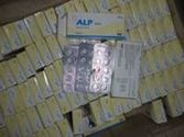 ALP (Alprazolam) 1mg by Hilton Pharma10 Tablets / Strip