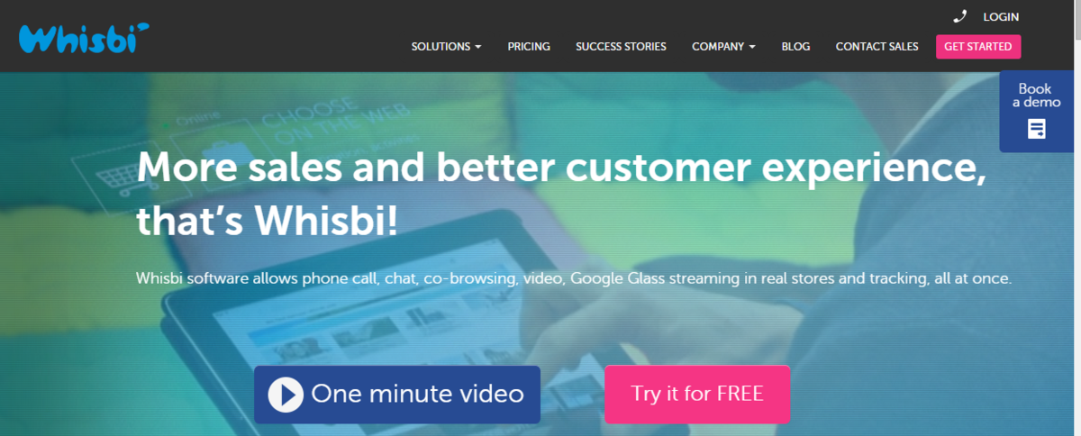 Headline for Your top tips for using @Whisbi #Crowdify #GetItDone