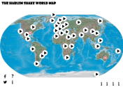 The Harlem Shake World Map