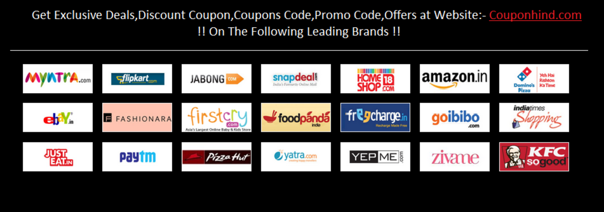 Headline for couponhind