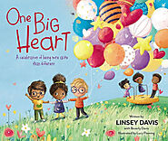 One Big Heart: A Celebration of Being More Alike than Different by Linsey Davis, Lucy Fleming, Hardcover | Barnes & N...